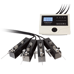 TS-1A/2A Syringe Pump System